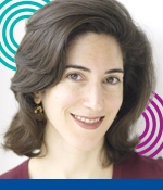 portrait of Rana Foroohar
