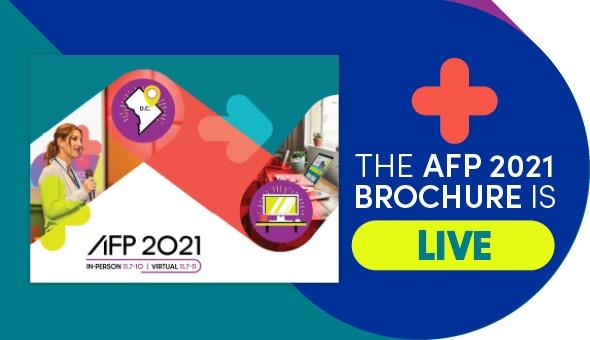 Download the AFP 2021 Brochure